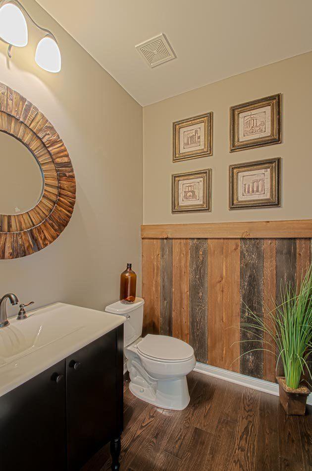 10 best images about bathrooms on pinterest models for Model home bathroom decor