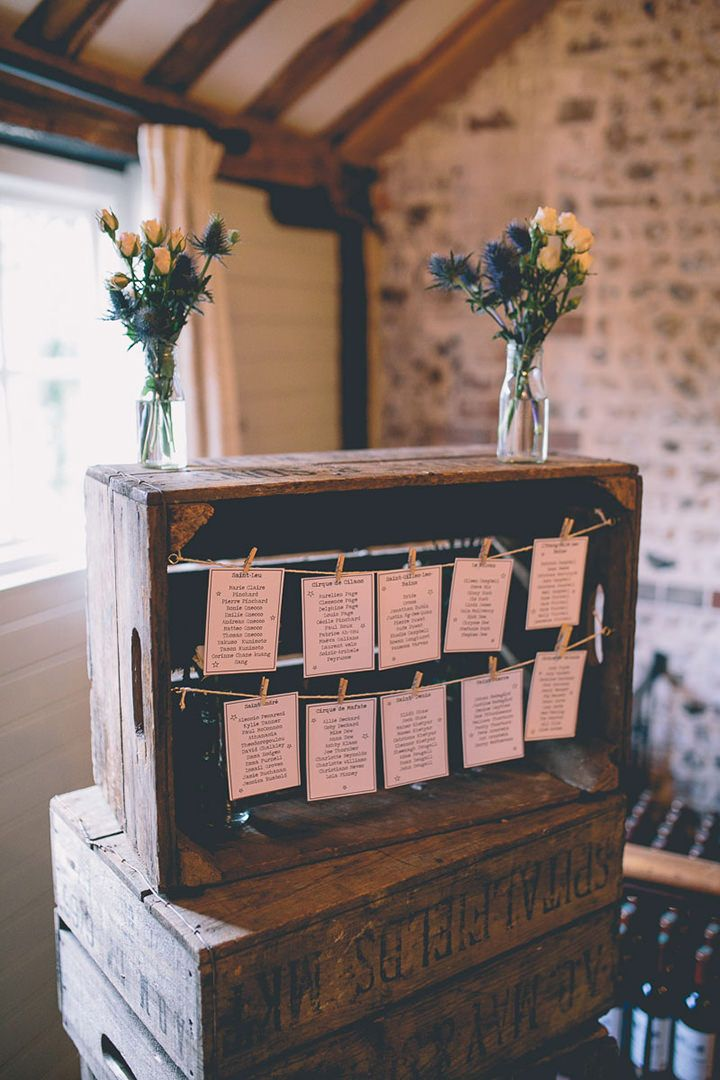 Cat and Olivier's Beautiful Barn Wedding in West Sussex By Story and Colour