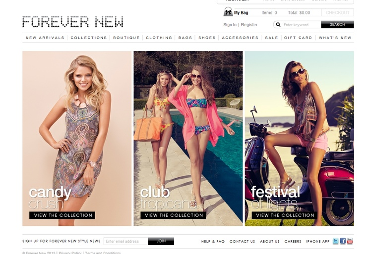 Forever New Collections