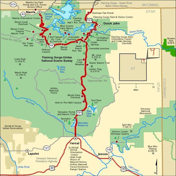 16 best Flaming GorgeGreen River Scenic Byway images on
