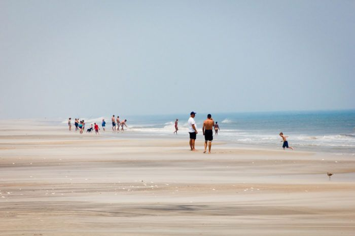 Visiting Cape Hatteras is like entering a whole other world, with miles of untouched shoreline, rugged waves and warm sand, it's a great escape.