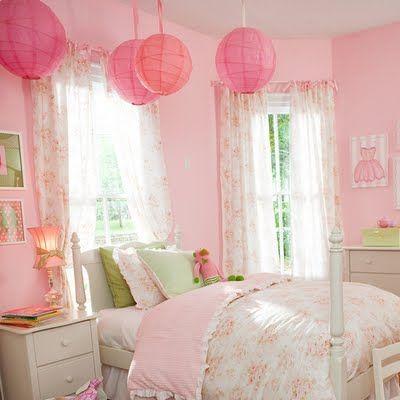 99 best Girls Bedroom : Pink images on Pinterest   Bedroom ideas ...