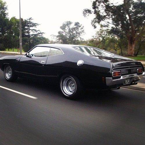 """automotivated: """"Last of the V8 Interceptors"""". 