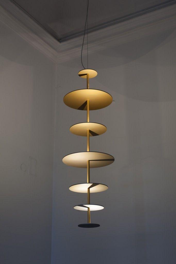 Maarten De Ceulaer & Alton, Suspension Sundial, Nilufar Gallery, Milan, 2016
