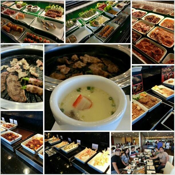 皆でお食事! #結婚記念日#ランチ #wedding#anniversary #celebration #buffet #lunch with brothers #family #eatallyoucan#満腹#full#busog#yummy#food#japanese#korean#philippines#フィリピン#食べ放題