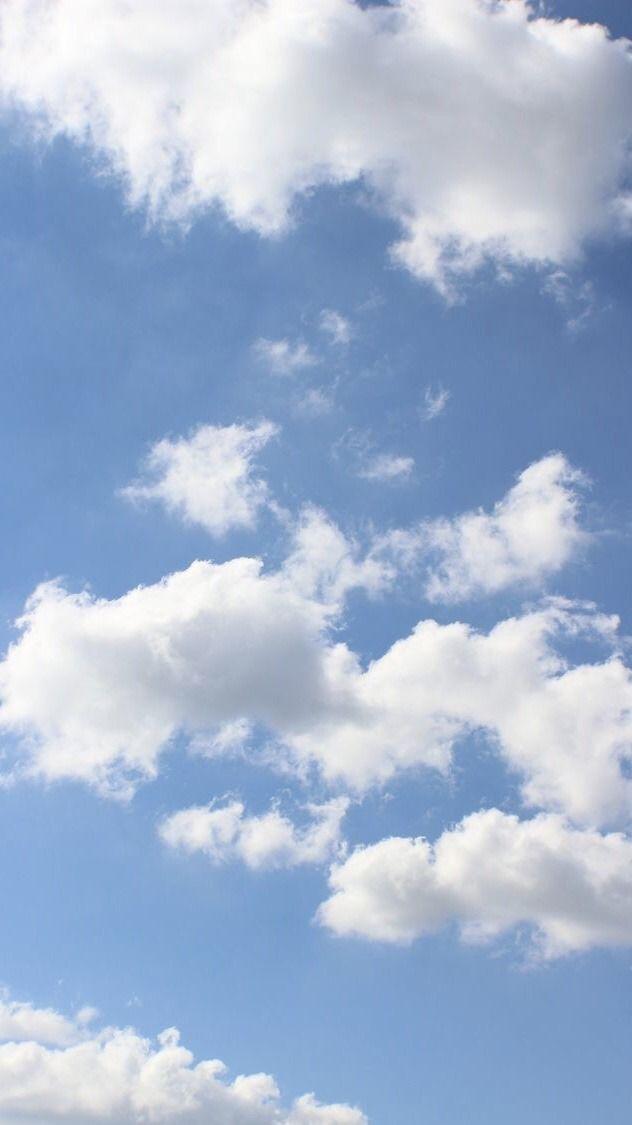 Wallpapers In 2020 Blue Sky Wallpaper Blue Sky Clouds Sky Aesthetic