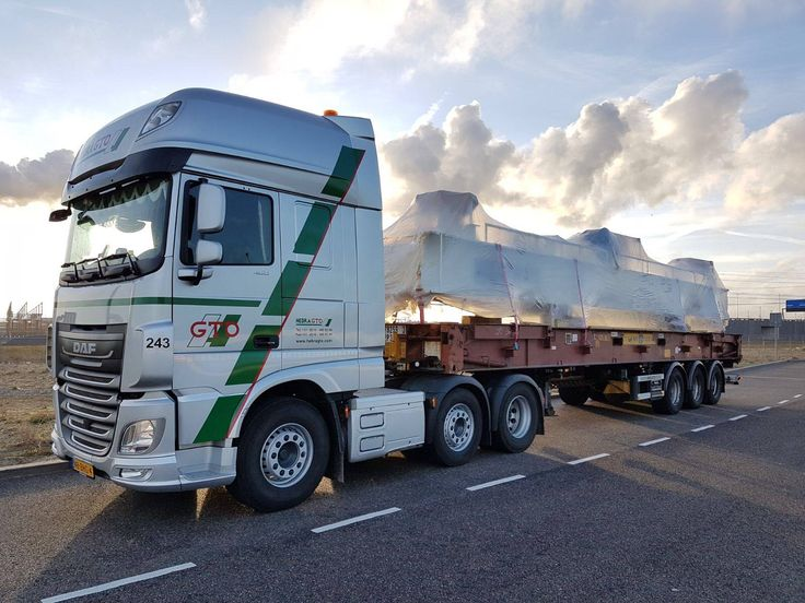 Thanks for this nice picture #daf #power #container #transport #specialequipment