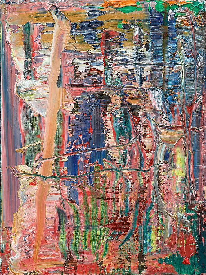 Герхард Рихтер (Gerhard Richter) в Москве: абстракция и образ • Событие • Арт • Интерьер+Дизайн Герхард Рихтер. Экспонант выставки «Абстракция и образ». 2016.