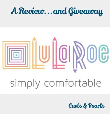 LuLaRoe Review and CONTEST GIVEAWAY! Love these clothes and this blog! #lularoe #curlsandpearls