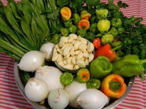 Sofrito Rice & Beans | Olives & Garlic