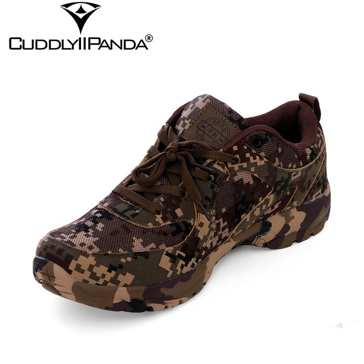 2017 Spring New Arrival Botas Militares Camouflage Men Military Boots Tactical Boots Desert Hunting Boots Ankle Combat Boots #Affiliate