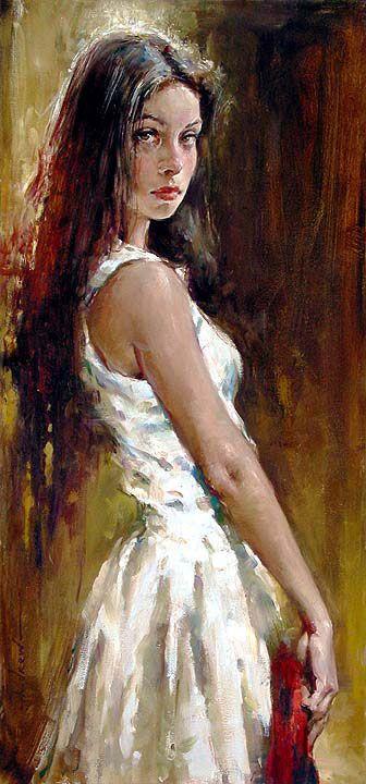 Andrew Atroshenko Sterling Painting:  I love this artists paintings.