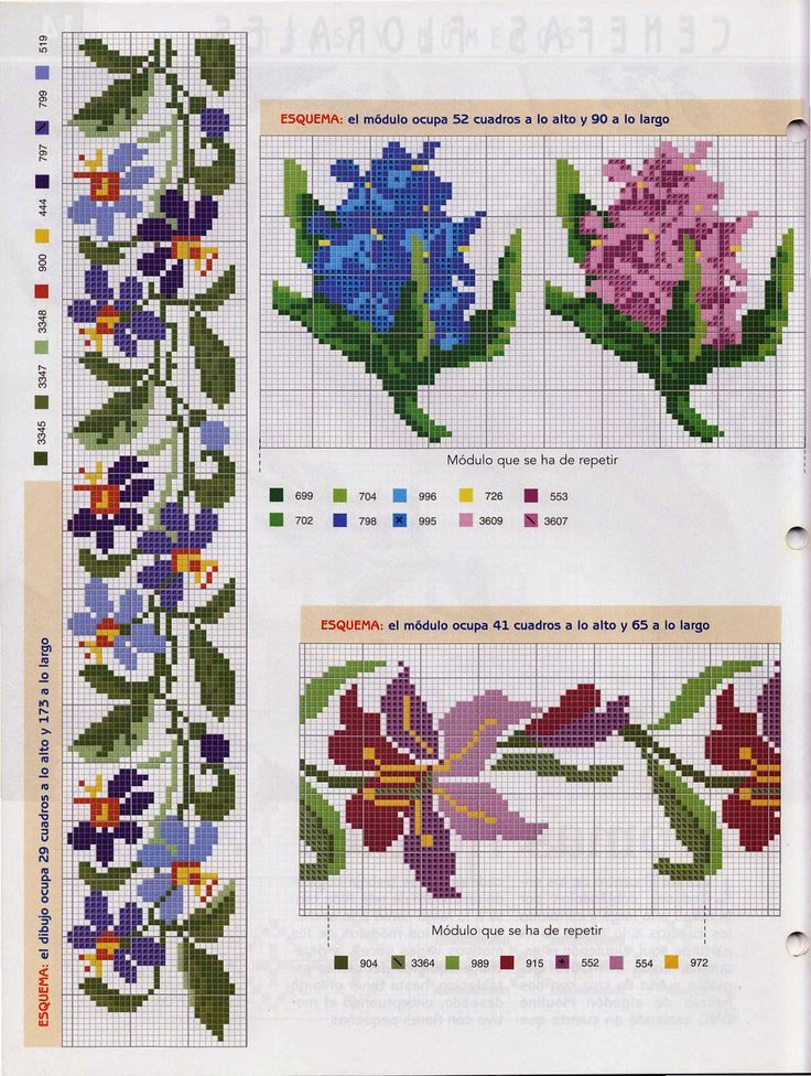 Victoria - Handmade Creations: Embroidery-designs