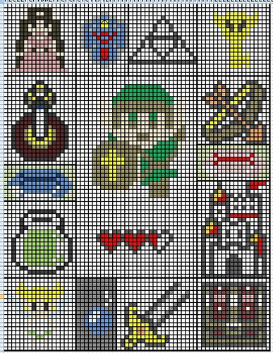 369 best images about Perler Beads Zelda on Pinterest ...