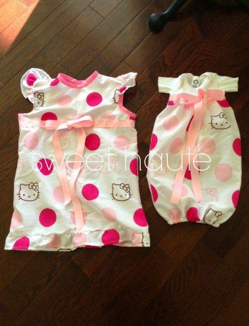 DIY Maternity Hospital Gown Pattern- FREE Tutorial - SWEETHAUTE ...