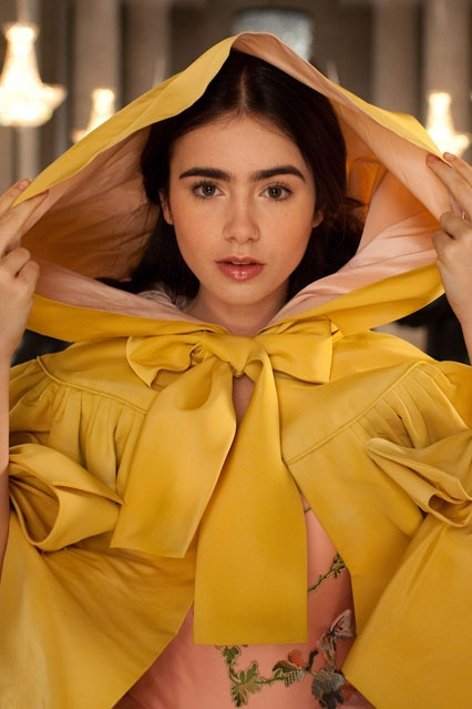 Lilly Collins in Mirror Mirror