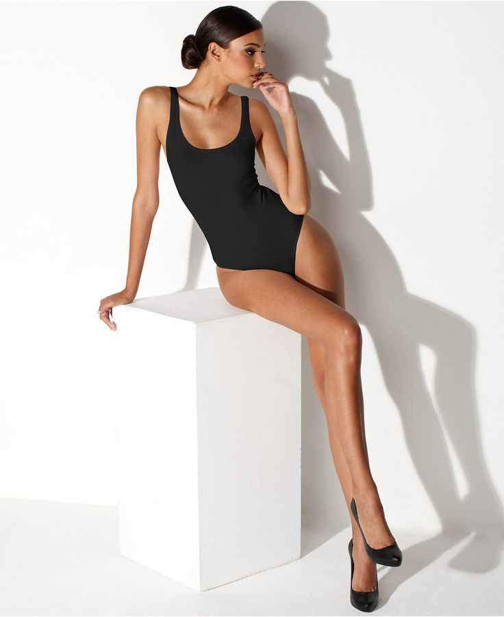 BOUGHT - Wolford Jamaika String Bodysuit - Handbags & Accessories - Macy's