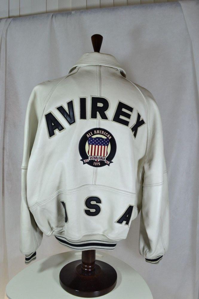 3c760f18c Avirex Aviator Jackets For Sale