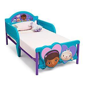 Doc McStuffins bed