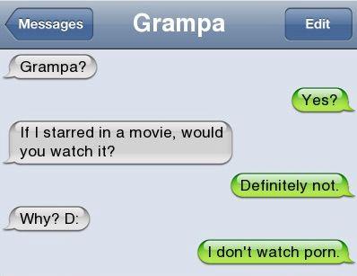 Epic text - Grampa  - http://jokideo.com/epic-text-grampa/
