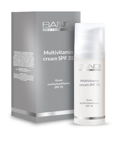 Krem multiwitaminowy SPF 35