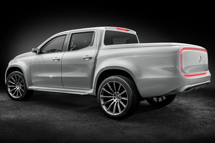 メルセデス・ベンツ コンセプトXクラス スタイリッシュ エクスプローラー Mercedes-Benz Concept X-CLASS stylish explorer