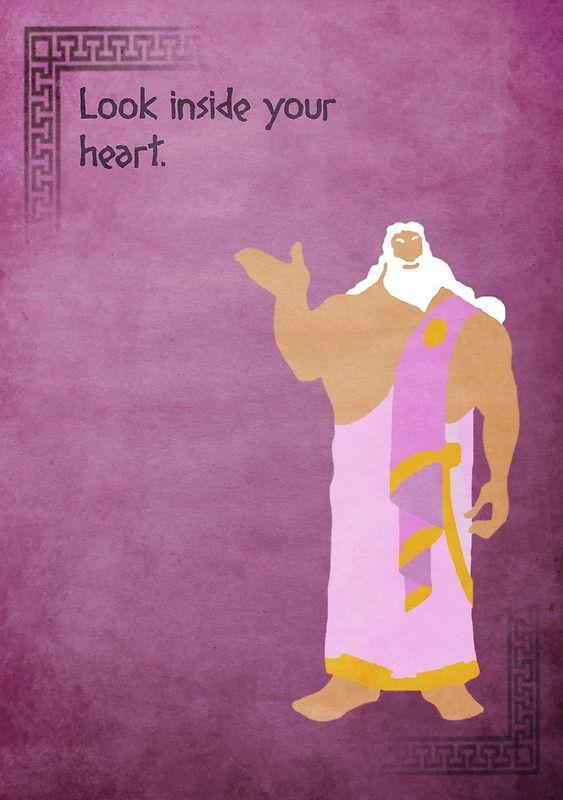Hercules inspired design (Zeus). #iPhone #Disney #RedBubble