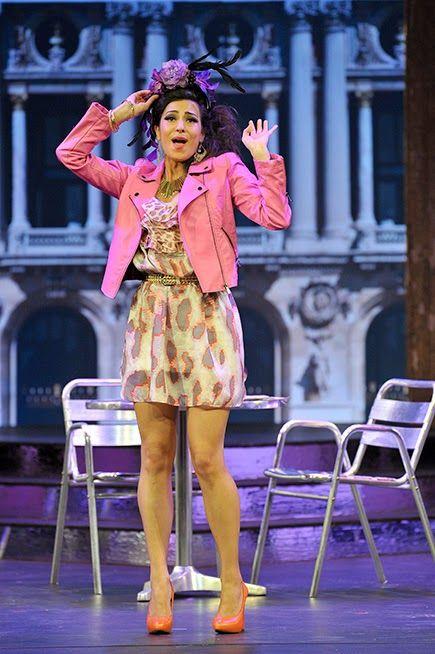 Review of Filipa van Eck in Rossini's La Gazzetta at the Benjamin Britten International Opera School