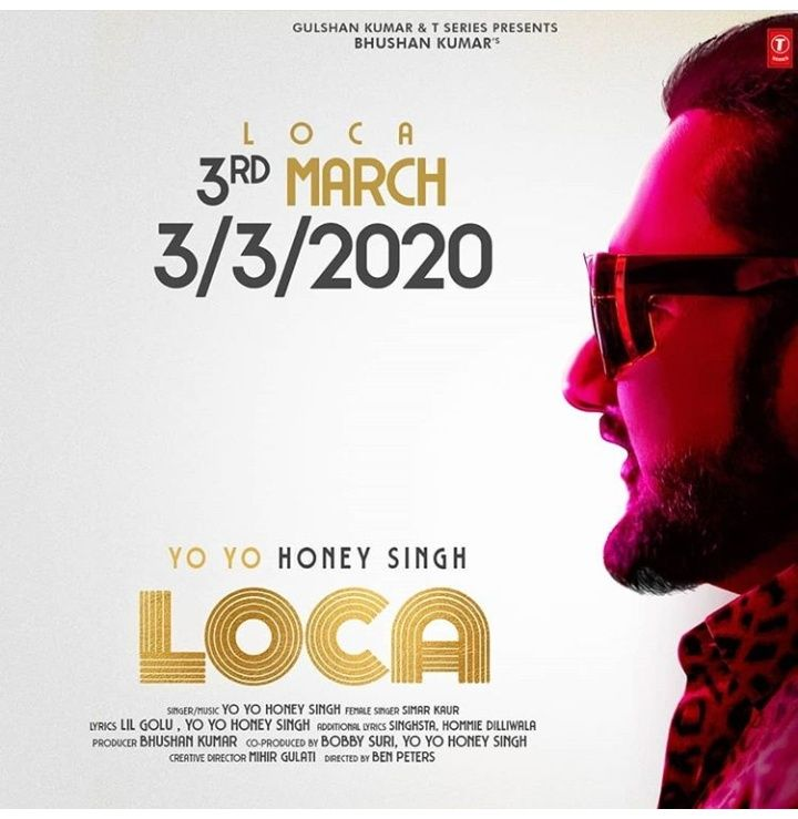 Loca Song Lyrics By Yo Yo Honey Singh Simar Kaur In 2020 Songs Yo Yo Honey Singh Lyrics