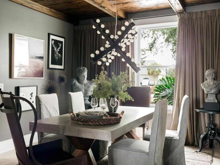 Dream Home 2017 Dining Room Pictures