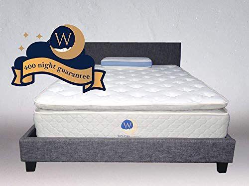 New Nbd Corp Serene Series 14 Dual Firmness Hybrid Mattress Wonderdreamz Luxury Memory Foam Pillow Top Individually Encased Pocket Springs Certipur Us Cer In 2020 Memory Foam Pillow Foam Pillows Hybrid Mattress