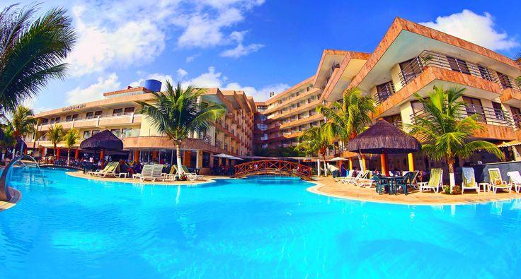 El #EsmeraldaPraiaHotel te espera en #Natal, #Brasil para que disfrutes tus vacaciones al mejor precio y con todos los lujos #Reservatuhotel con #Despegar #travel #trip #viaje #turismo #hotels #hotelesdelujo #Resort