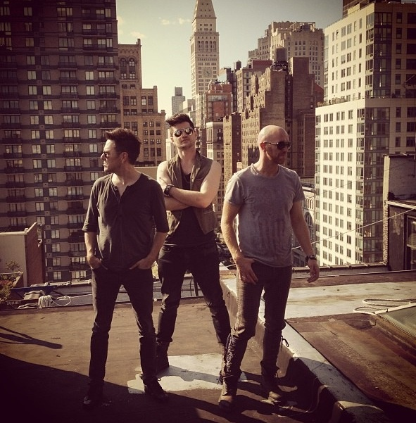 The Script. My all time favorite group, there talent & story is amazing! Saw them at radio city music hall in New York last year & it was probably one of the best shows I've ever been to! LOVE THEM