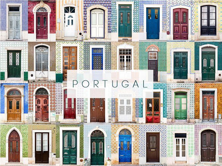Portugal #windows #doors #photography #AllAroundTheWorld #AndreGoncalves #Photographer #Europe #World #Art #Design #Culture #Community #WindowOfTheWorld #DoorsOfTheWorld #designersdome #inspiration #BeInspired #BeautexLuxuryConcepts #since1963
