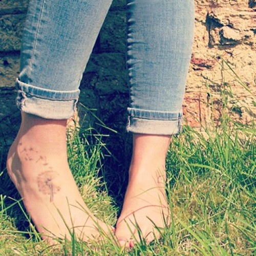 25 Best Ideas About Foot Tattoos On Pinterest