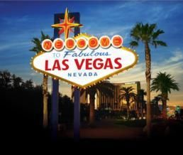 Who doesn't love Las Vegas? Not only is it an entirely fun place, but I have family all over the place!