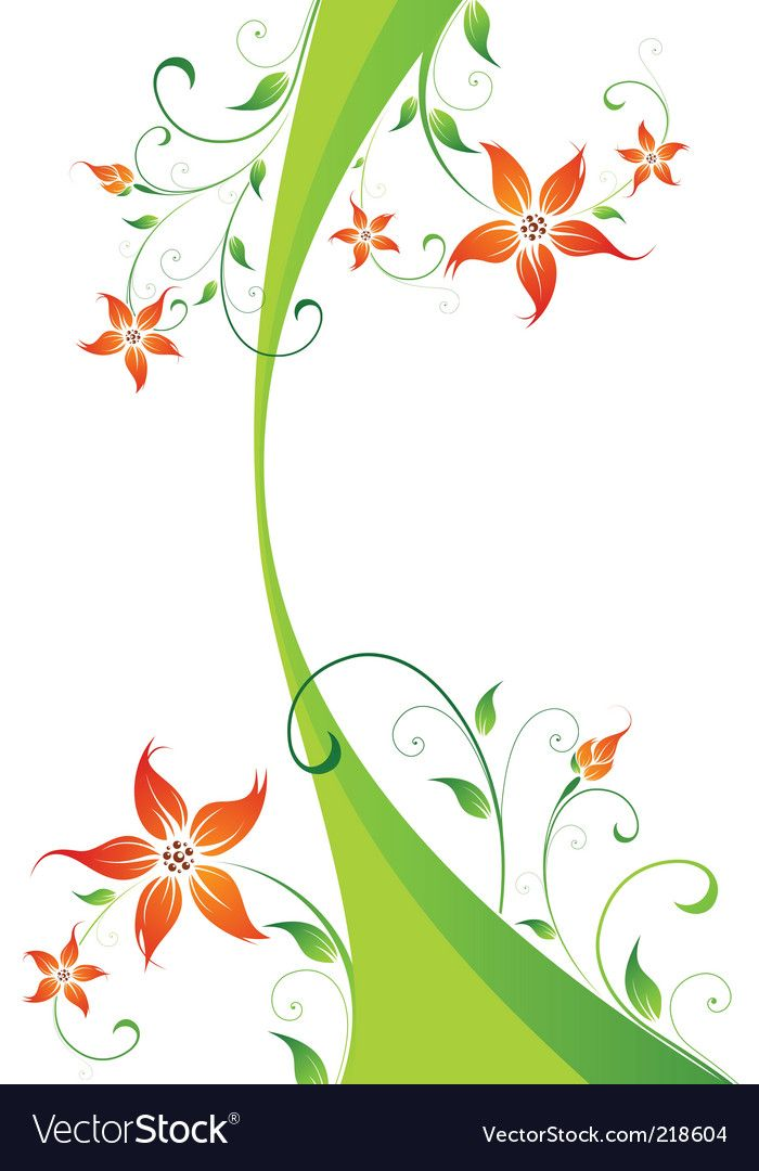 Abstract Background With Flowers Download A Free Preview Or High Quality Adobe Illustrator Ai Eps Pdf And High Re Floral Background Abstract Floral Abstract
