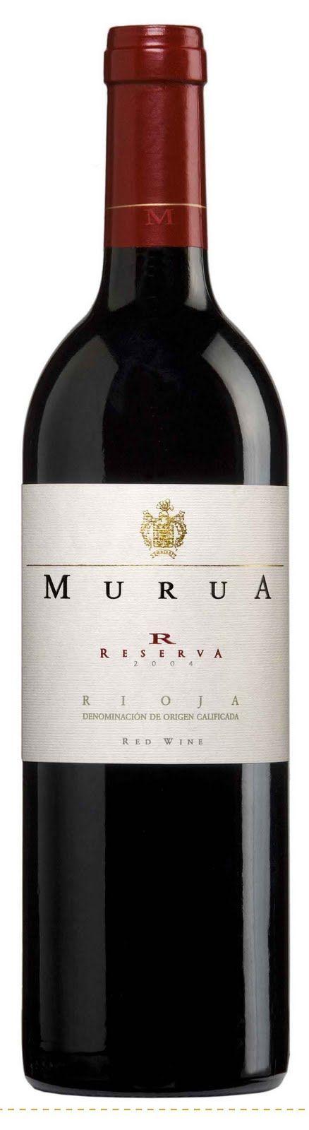 Murua Reserva 2004 desde $16.55 (12,70€)