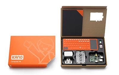 Kano: It's a computer — and you make it yourself. Extensiones del 'coding' hacia el hardware libre: Kano >> kit de hardware para ser montado por uno mismo y sobre el cual se puede luego programar
