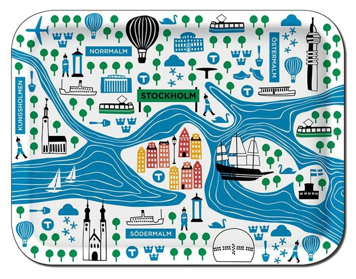 Love this City map!