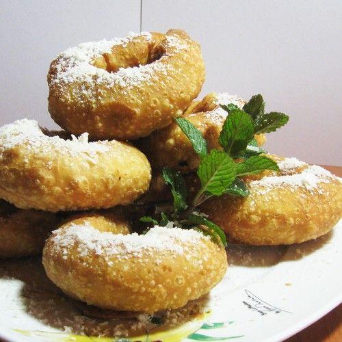 Sweet squash pies - Mpourekia me glykia kolokytha- Μπουρεκάκια με γλυκιά κολοκύθα