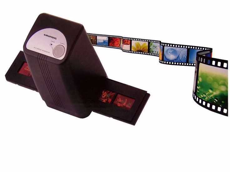 Digitale fotoscanner