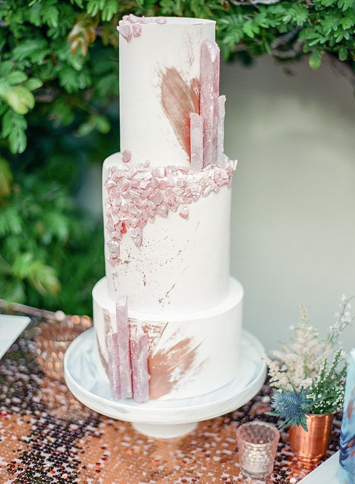 Trendy Wedding Ideas with Marble, Quartz, Calligraphy, and more! | Southern California Bride
