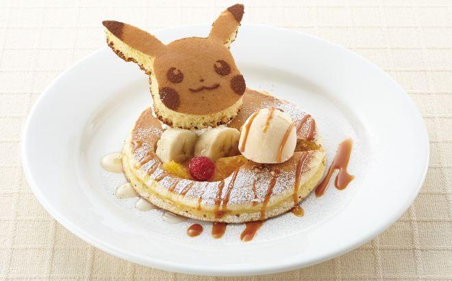 pancakes Pikachu
