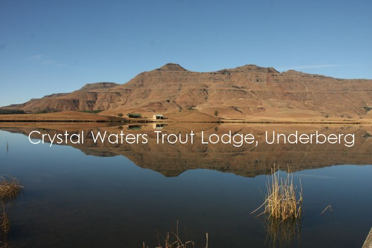Crystal Waters, Underberg. What an amazingly peaceful, breathtakingly beautiful part of South Africa! Read the full story and watch the video clip!