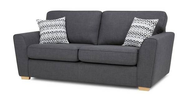 Vision 3 Seater Sofa Revive | DFS