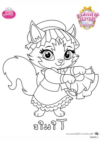 Whisker Haven Coloring Pages Coloring Page Coloring Pages