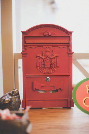 Почтовый ящик для пожеланий