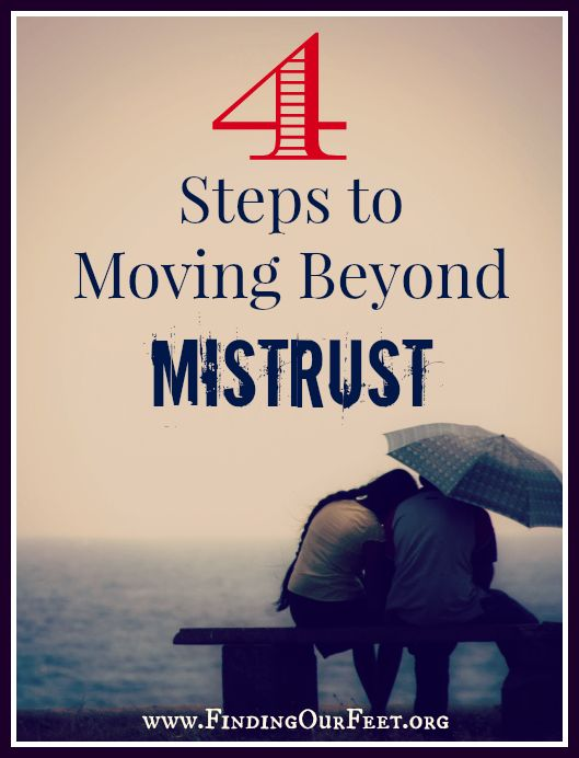 Can trust be repaired in a relationship
