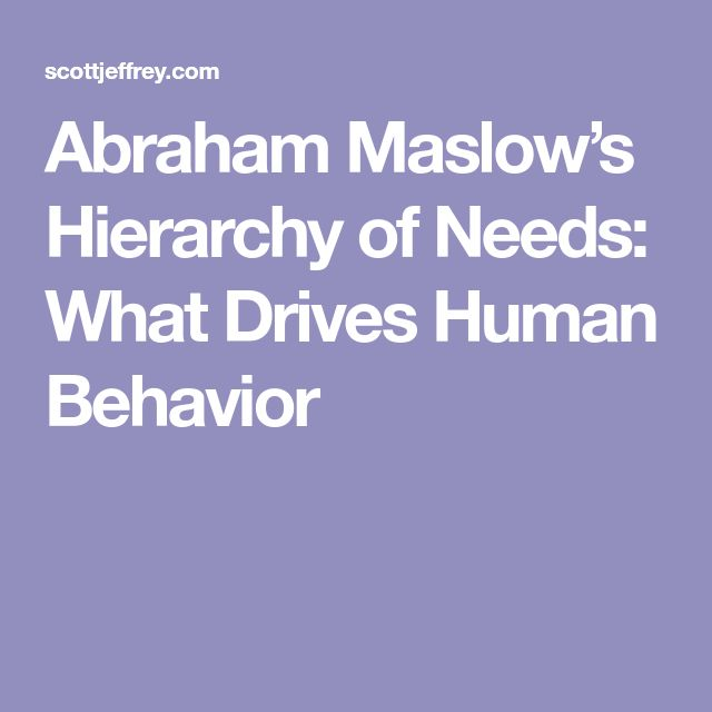 abraham maslow primate dominance behavior Abraham harold maslow (/  at wisconsin he pursued a line of research which included investigating primate dominance behavior and sexuality  ↑ two thoughts on abraham maslow by david l rennie ↑ two thoughts on abraham maslow - david rennie journal of humanistic psychology.
